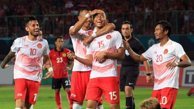 Luis Milla: Kemenangan Timnas U-23 Adalah Kado untuk Indonesia