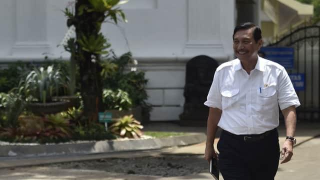 Luhut soal Gempa Lombok Tak Jadi Bencana Nasional: Nanti Turis Lari