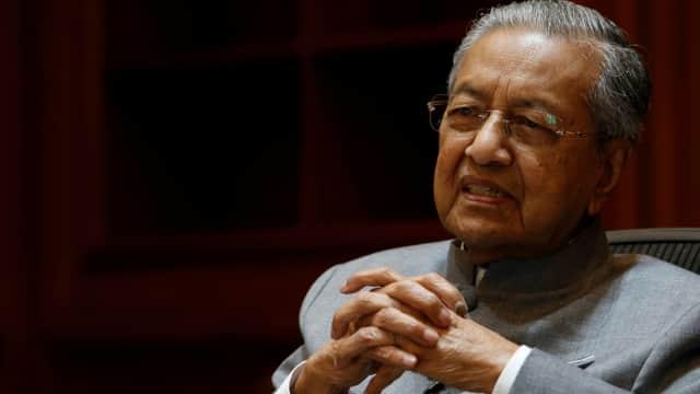 Mahathir Sebut Najib Berperan Sentral dalam Korupsi 1MDB
