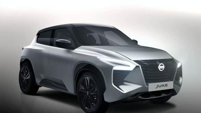 Menerka Bentuk Nissan Juke Generasi Terbaru
