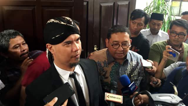 Fadli Zon Bela Ahmad Dhani: Polisi Tidak Netral, Harus Dihentikan