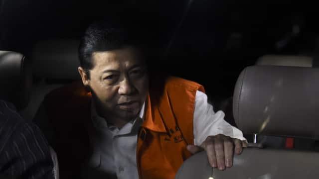 Jaksa Agung: Kami Tak Bisa Lindungi Setya Novanto
