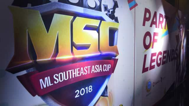 Turnamen Mobile Legends Asia Tenggara Siap Digelar, Hadiah Rp 1,4 M