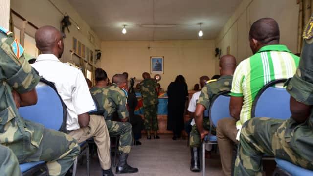 Perkosa 40 Anak, Milisi Kongo Dihukum Penjara Seumur Hidup