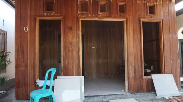 Rumah Lalu Zohri di Lombok Utara Berdiri Kokoh meski Diguncang Gempa