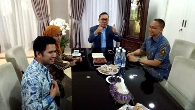 Ketum PAN Minta Khofifah-Emil Tepati Janji Kampanye