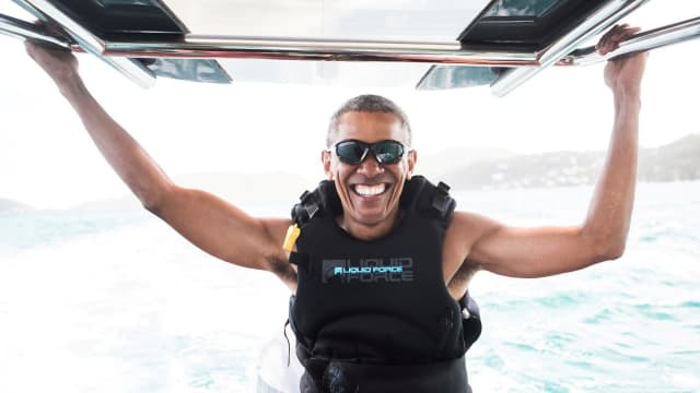Barack Obama Akan Liburan Ke Afrika pada Musim Panas Ini