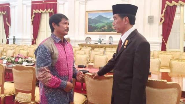 Dukungan Jokowi Bikin Motivasi Penggawa Timnas U-19 Berlipat Ganda