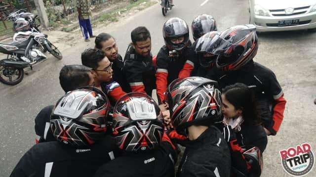 Serunya Road Trip kumparan All New Vixion-R Peduli Salura