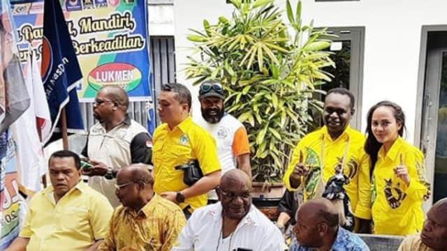 Pasangan LUKMEN Telah Kantongi SK Mendagri Di Pilgub Papua