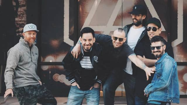 Linkin Park Kembali Aktif, Posisi Chester Digantikan Oliver Sykes