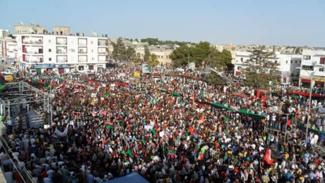 Ekses Arab Spring di Tanah Suriah
