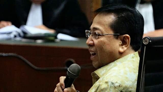 Merunut 'Serangan' Setya Novanto untuk PDIP