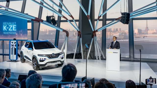 Mobil Listrik Murah dari Renault Mulai Dijual Tahun Depan