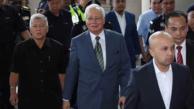 Najib Razak Hadapi Dakwaan Korupsi Baru