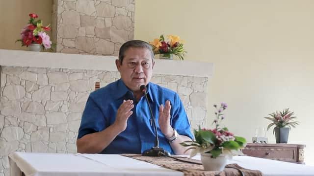 Cerita SBY soal Pasang Surut Demokrat di 3 Pilpres