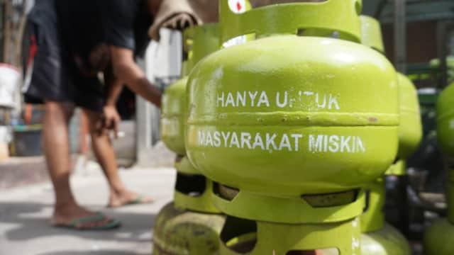 LPG Melon Masih Dijual Bebas, LPG 3 Kg Nonsubsidi Bakal Tak Laku
