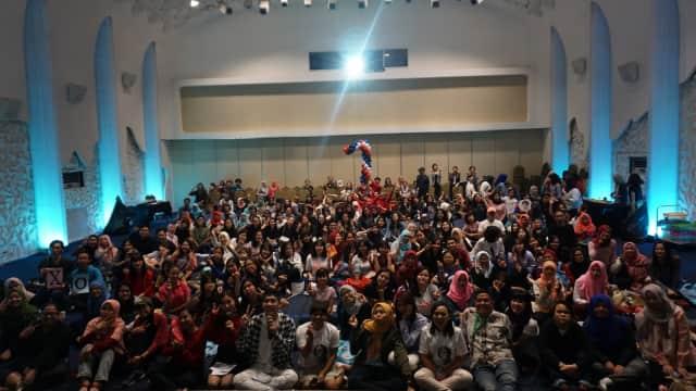 Keseruan Perayaan Ulang Tahun KCCI Ke-7