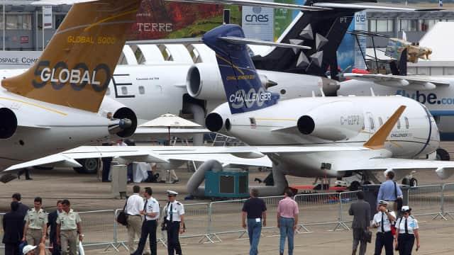 Malaysia Buru Jet Pribadi yang Dibeli dari Dana Korupsi 1MDB