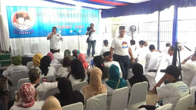 Pengurus PAN Pimpin Deklarasi Relawan Jarpas untuk Prabowo-Sandi