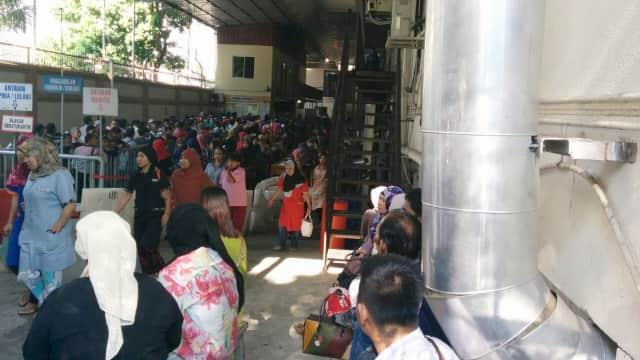 Urusan Atase Imigrasi Korupsi Tanggung Jawab Dubes RI di Malaysia