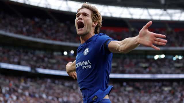Marcos Alonso Ancang-ancang Perpanjang Kontrak bersama Chelsea