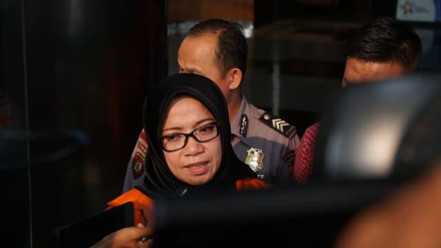 Eni Saragih Sebut Rp 2 M dari PLTU Riau Dipakai untuk Kegiatan Golkar