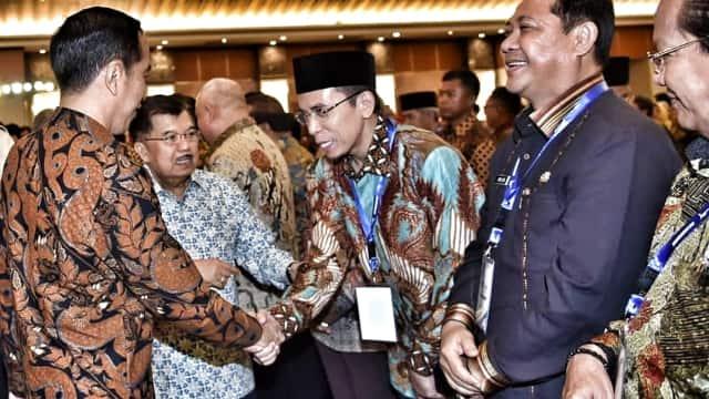 Dukungan TGB, Kemajuan Besar bagi Jokowi