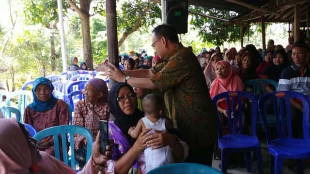 Pak Dirman Janji Bentuk Tim Khusus Selesaikan Masalah Waduk Kedungombo