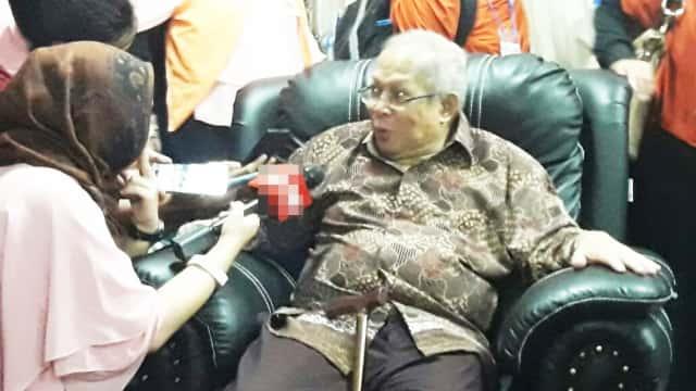 Pendapat Pemeran Soeharto soal Film G30S/PKI