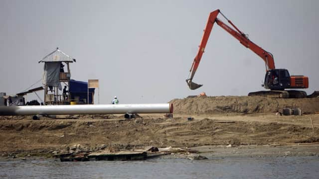 Tahu dari Foto Drone, Anies Akan Tindak Lanjuti Pembangunan di Pulau C