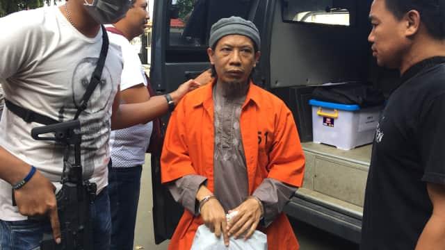 Aman Abdurrahman Tak Datang, Sidang Tuntutan Bom Thamrin Ditunda