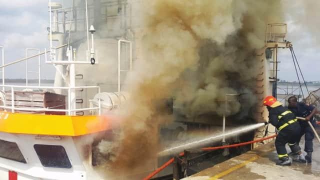 WNI Asal Tegal Tewas dalam Kebakaran Kapal di Mozambik