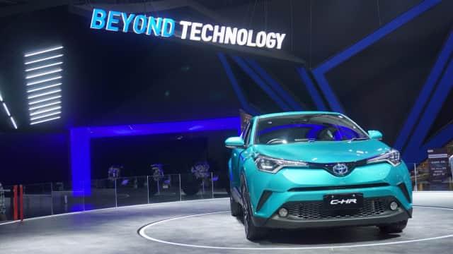 Ada Mesin 1.5L untuk Toyota C-HR Indonesia, Harga Rp 500 Juta?