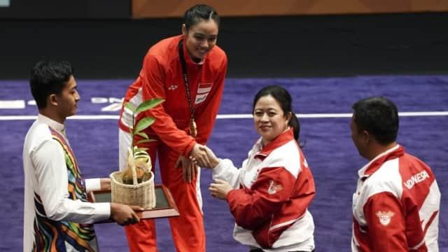 Kepedulian Puan Maharani Untuk Atlet dan Pelatih Nasional