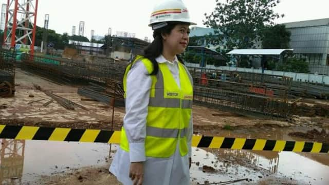 Kerja Keras Puan Maharani Untuk Asian Games XVIII