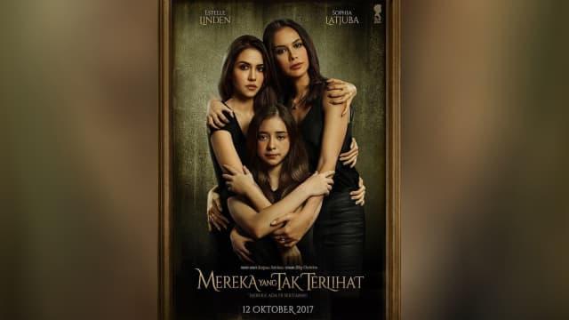 Film Horor 'Mereka yang Tak Terlihat' Raih Rekor MURI
