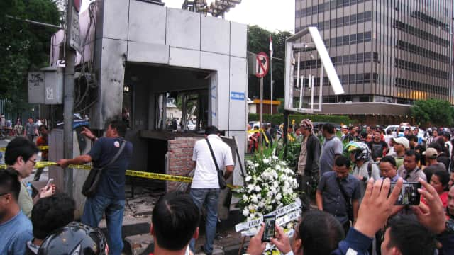 Daftar 16 Korban Bom Thamrin dan Kampung Melayu yang Dapat Ganti Rugi