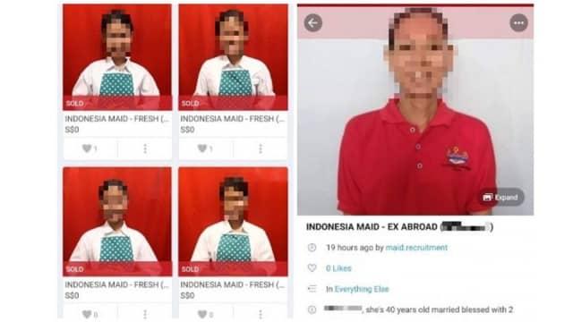 Singapura Cabut Lisensi Agen Tenaga Kerja Penjual TKW di Carousell