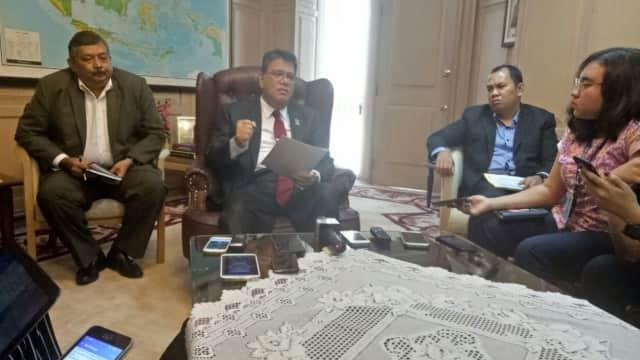 Dubes Malaysia Minta Indonesia Setop Kirim TKI Ilegal