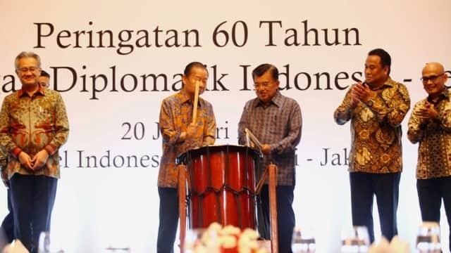 JK: Hotel Kempinski Penting dalam Hubungan Indonesia dan Jepang