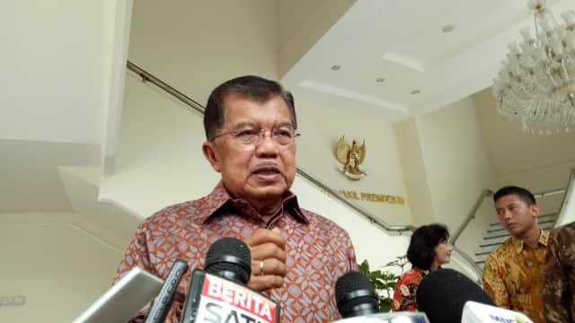 RI Surplus Beras 2,8 Juta Ton, JK Pede Tutup Rapat Keran Impor