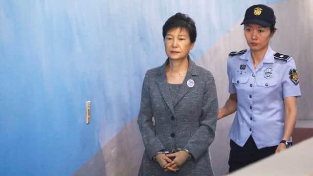 Vonis Penjara untuk Eks Presiden Korsel Ditambah 8 Tahun