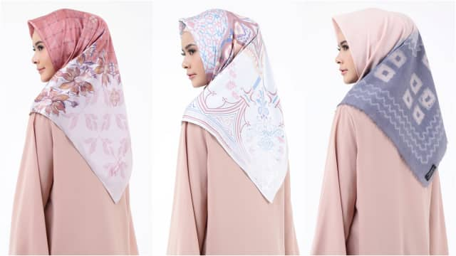 Rekomendasi kumparan: 5 Hijab Segi Empat Nuansa Pastel untuk Lebaran