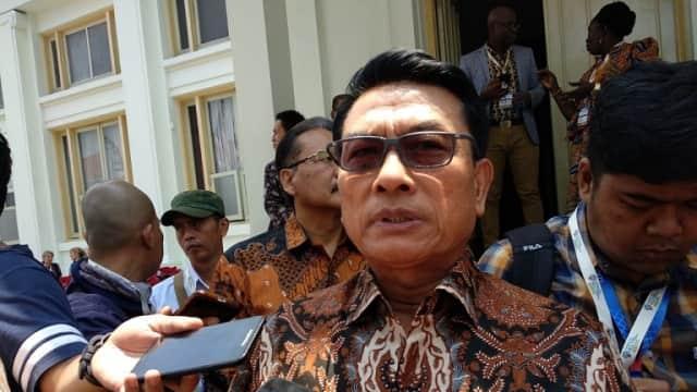 Kematian Haringga, Kepala Staf Kepresidenan Ingatkan Pemerintah Jangan Intervensi PSSI