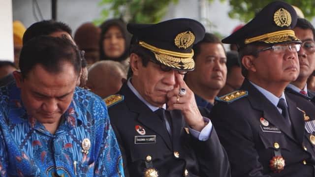 OTT Kalapas Sukamiskin, Pemuda Muhammadiyah Minta Jokowi Copot Yasonna