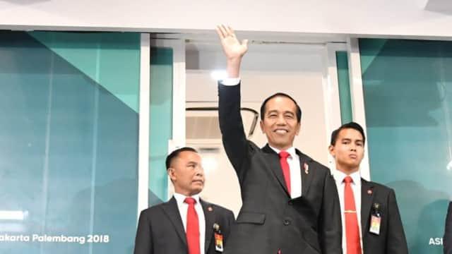 Fenomena Jokowi Oppa di Kalangan Fans K-Pop Usai Pembukaan Asian Games