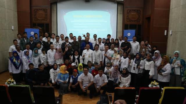 Keseruan Workshop Penulisan dan Fotografi Bersama ASN Pemkot Bandung