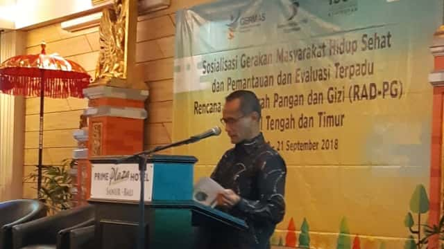 Kementerian Pertanian Berkomitmen Dukung Program Penurunan Stunting