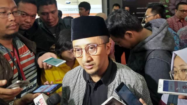 Kata Ustaz Yusuf Mansur Soal Agama dan Politik
